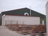 Biogasanlage Warkendorf I