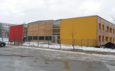 """energetische Sanierung der Kindertagesstätte """"Sonnenschein"""""""