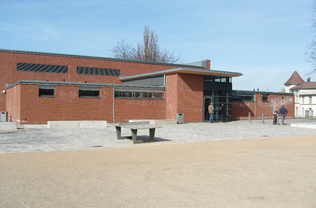 Sanierung Sporthalle Gerhart-Hauptmann-Gymnasium