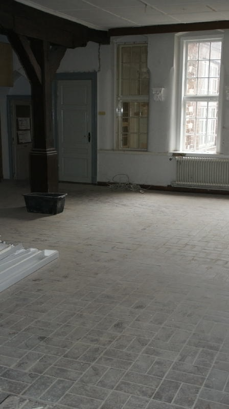 sanierung umbau kranenkonvent l beck ingenieurb ro f r. Black Bedroom Furniture Sets. Home Design Ideas