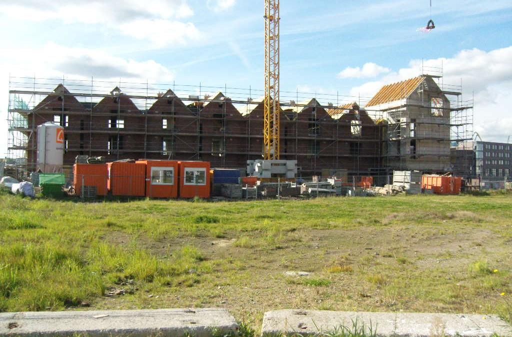 Neubau Schifferhus Am Alten Hafen Wismar