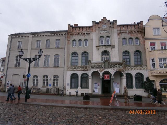 Umbau / Sanierung denkmalgeschütztes Stadthaus Wismar