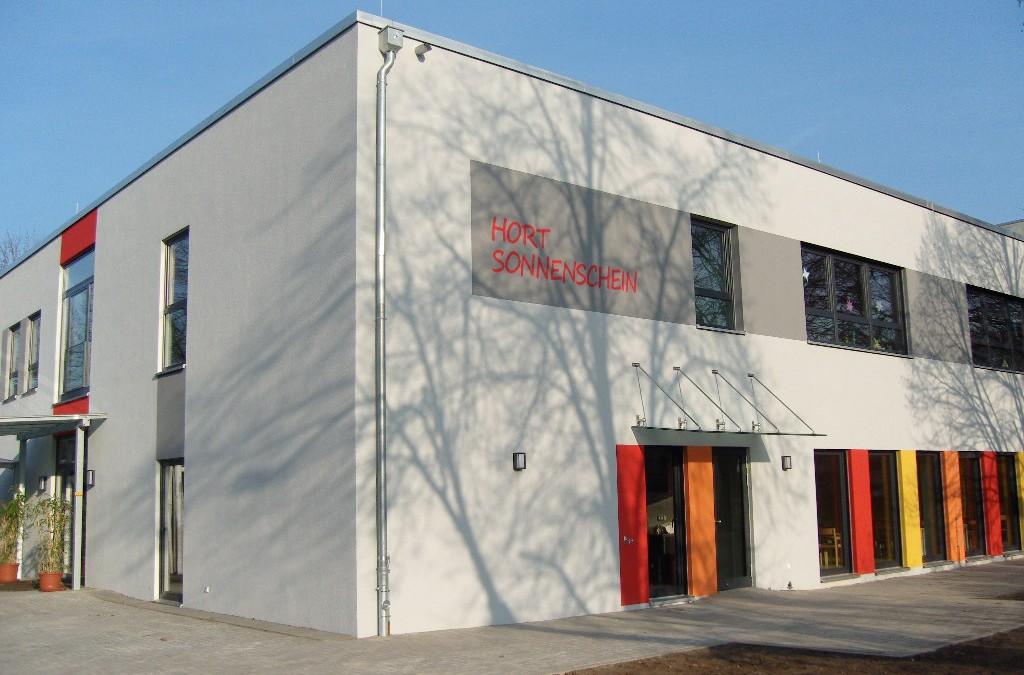 Neubau Hort am Kagenmarkt